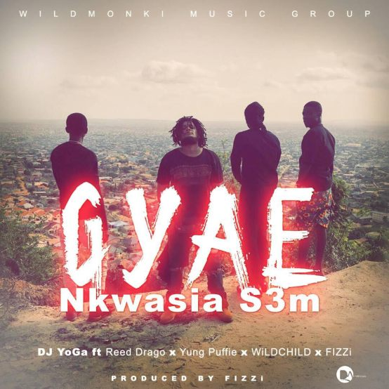 GYAE NKWASIASEM cover art